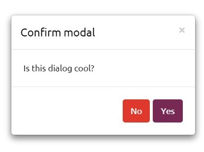 jQuery Plugin For Bootstrap Modal Enhancement - eModal