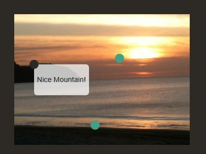 jQuery Plugin For Creating Interactive Descriptions For Images - PicTip