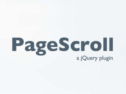 jQuery Plugin For Creating Page Scrolling Effects - PageScroll