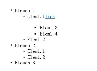 jQuery Plugin For Expandable Html List Element - Expandable List