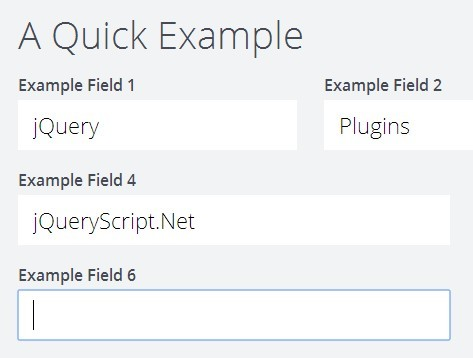 jQuery Plugin For Form State Auto Save/Restore with Html5 sessionStorage - Squirrel.js