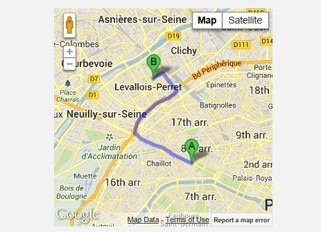 jQuery Plugin For Google Maps API Manipulation - Google Map