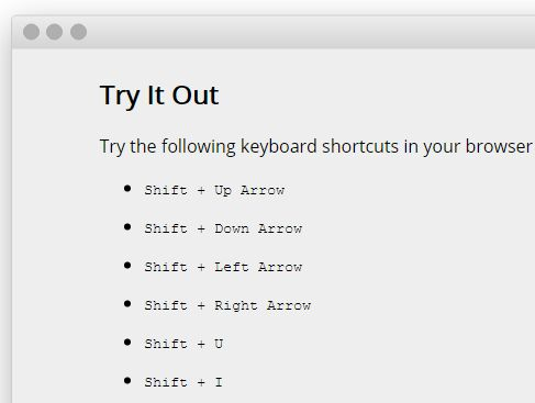 jQuery Plugin For Handling Keyboard Shortcut Events