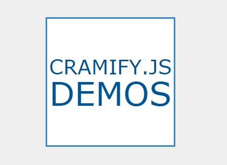 jQuery Plugin For Multi-line Text Resizing - cramify.js