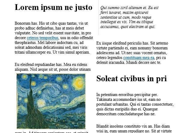 jQuery Plugin For Newspaper Column Layout - Columnizer
