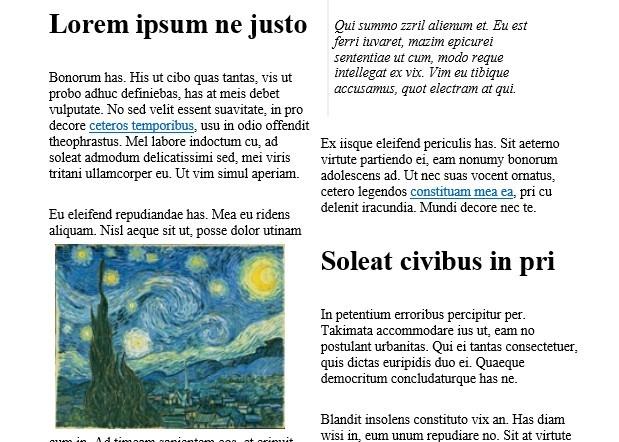 jQuery Plugin For Newspaper Column Layout - Columnizer