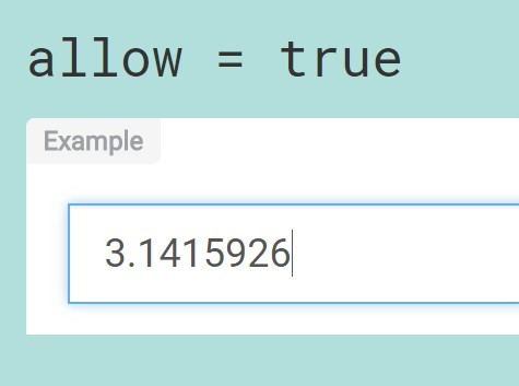 jQuery Plugin For Number-only Input Fields - justnum