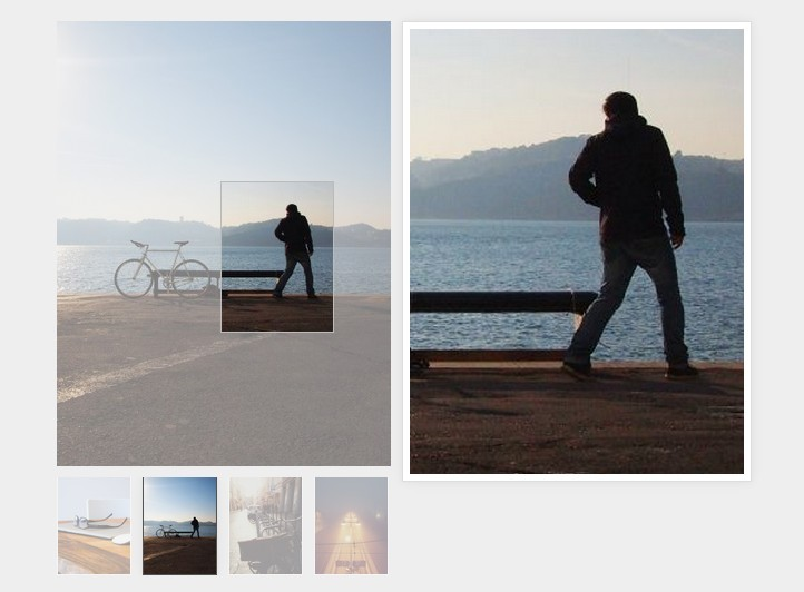 jQuery Plugin For Product Viewer with Image Hover Zoom - BZoom