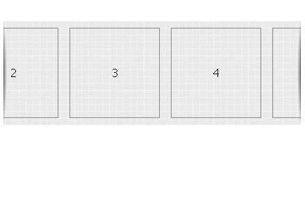 jQuery Plugin For Responsive Single Line Scrolling - Scrollyea