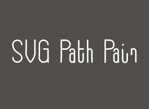 jQuery Plugin For SVG Path Animation - SVG Path Painter