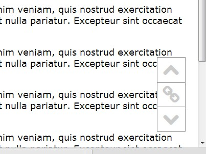 jQuery Plugin For Smooth Scroll To Top And Bottom - scrollToTop