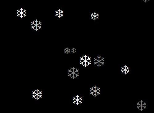 jQuery snow Plugins | jQuery Script