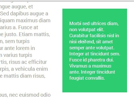 jQuery Plugin For Sticky Sidebars & Navigation - Fixed Content