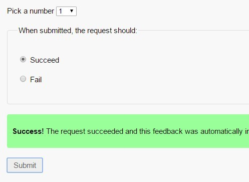 jQuery Plugin For Submitting A Form with Ajax - FormSubmit