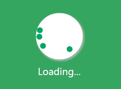 jQuery Plugin For Windows 8 Style Loading Spinner - SPIN