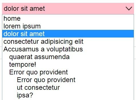 jQuery Plugin For <ul> Based Select Dropdown - ul2select