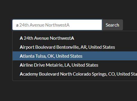 Simple jQuery Plugin For Google Places Autocomplete - autoPlace.js