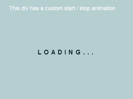 jQuery Plugin To Add A Loading Overlay On Any Elements - Loading
