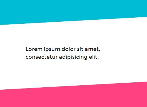 jQuery Plugin To Add Angled Borders To Html Elements