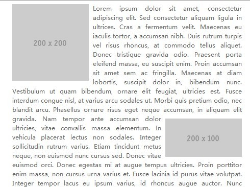 jQuery Plugin To Arrange Images In Magazine-like Layout