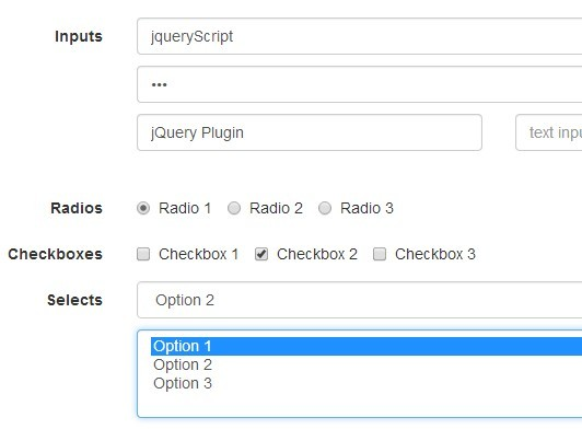 jQuery Plugin To Cache/Preserve Form Values Using Html5 Web Storage - Form Cache