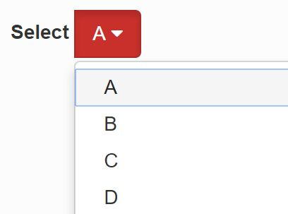 jQuery Plugin To Convert Bootstrap Select Into Dropdown Button
