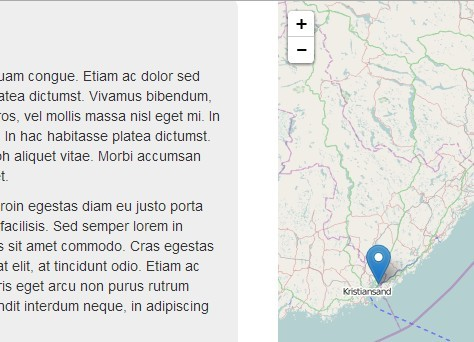 jQuery Plugin To Create A Map That Follows The Text - Story Map