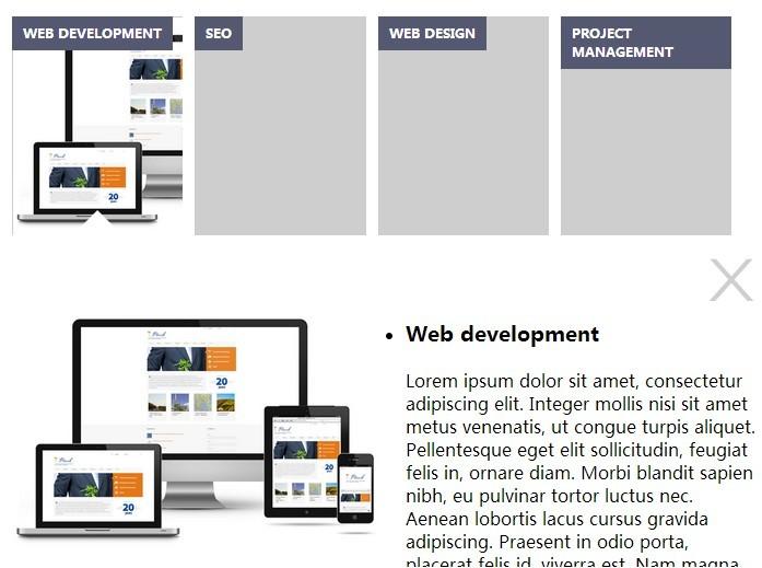 jQuery Plugin To Create A Responsive Portfolio Web Page - Portfolio