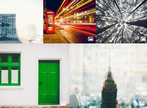 jQuery Plugin To Create An Expandable Thumbnail Grid - slidebox