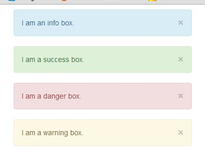 jQuery Plugin To Create Animated Bootstrap Alerts - notify