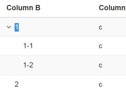 jQuery Plugin For Creating Collapsible Table Rows
