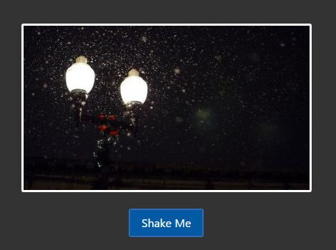 jQuery Plugin To Create Configurable Shake Effect - Shake.js