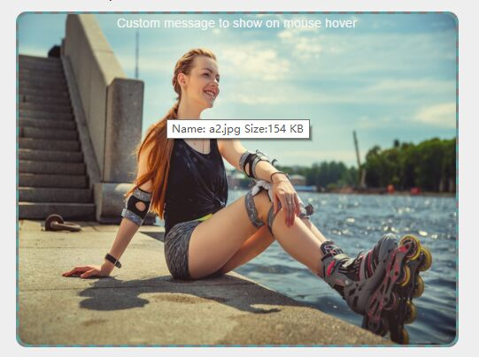jQuery Plugin To Create Image Upload Zone with Preview - unodropzone