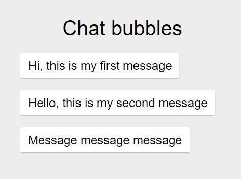 jQuery Plugin To Create Pretty Chat Bubbles - chatbubble.js