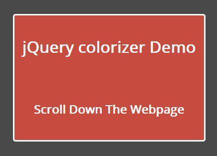 jQuery background color Plugins | jQuery Script