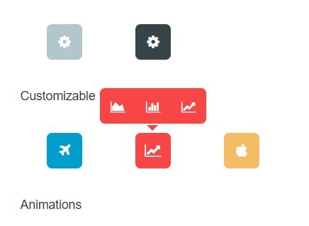 jQuery Plugin To Create Tooltip Style Toolbars - Toolbar js