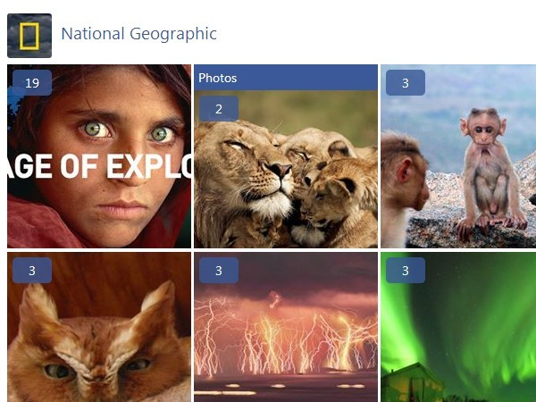 jQuery Plugin To Display Facebook Albums and Photos On Your Website