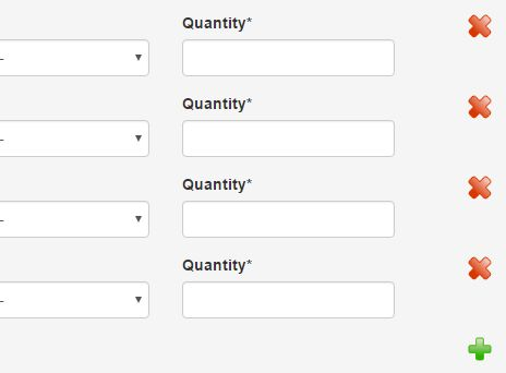 jQuery Plugin To Dynamically Add More Form Fields - czMore | Free