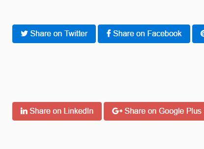 jQuery Plugin To Generate Custom Social Share Links - sharing.jquery.js