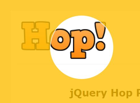jQuery Plugin To Highlight Specific Part Of A Webpage - Hop