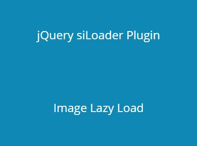 jQuery Plugin To Lazy Load Images After Page Load - siLoader