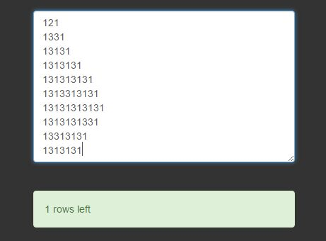 jQuery Plugin To Limit Number Of Lines In Textarea - textareamaxrows