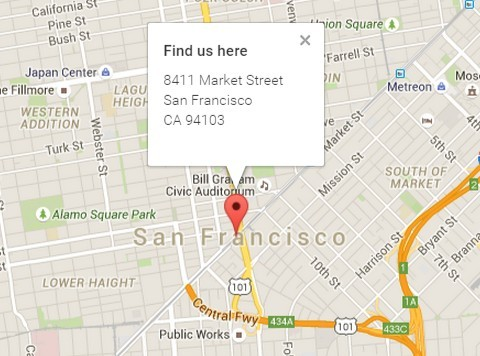 jQuery Plugin To Pa<font color='red'>rse</font> Address Text & Coordinates Into Google Maps - findus
