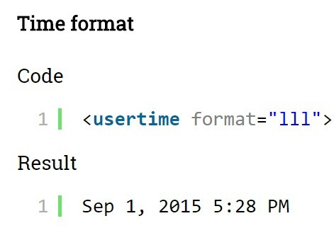 jQuery Plugin To Render Time In Users' Timezone - usertime.js