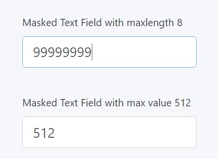 jQuery Plugin To Restrict Input To Numeric Values - Mask As
