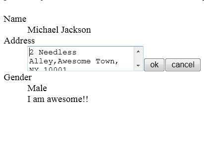 jQuery Plugin for Inline Editable Text Field - inlineeditableform
