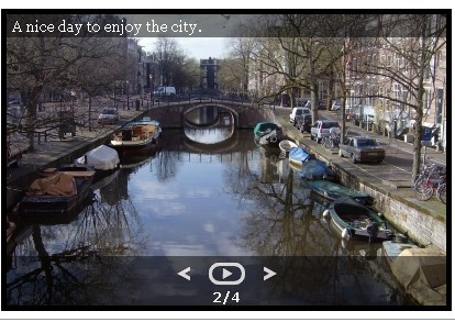 jQuery Simple Controls Image Gallery Plugin
