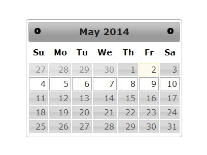 jQuery Week Picker Plugin For jQuery UI Datepicker Widget