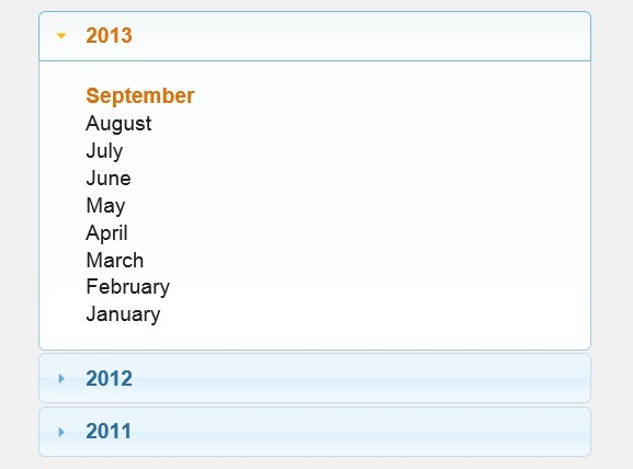jQuery and jQuery UI Month & Year Selector Plugin
