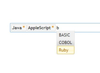 Simple Example of jQuery Autocomplete